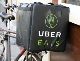 UberEats Rotterdam van start met 100 restaurants