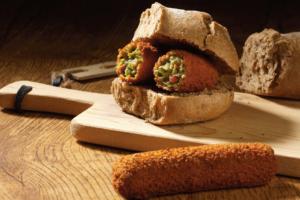 Wintersnacks: vullingen met snert, stoofvlees of zuurkool