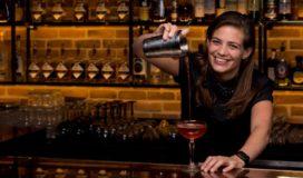 Nominatie 'World's Best Bartender' voor Tess Posthumus