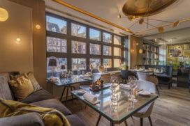 World Luxury Restaurant Awards voor vier Amsterdamse zaken