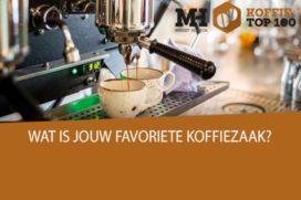 De Tuynkamer in Hoorn aan kop in Publieksprijs Koffie Top 100 2017