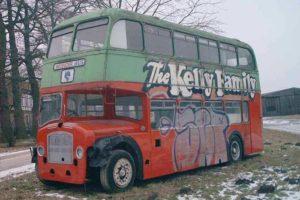 Onder de hamer: vroegere tourbus Kelly Family omgebouwd tot café-restaurant