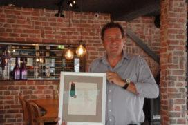 Terras Top 100-winnaar koopt collector's item zeeheld Van Speijk