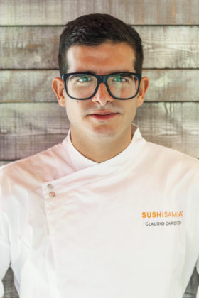 Chef Claudio Cardoso