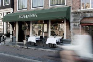 Martijn Hendrikse nieuwe chef-kok restaurant Johannes