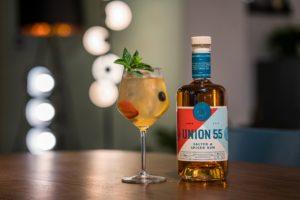 Cocktailrecept: makkelijk te bereiden Lemon Cup met Union55