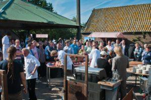 Foodfestival Lindenhoff Fine Food Farm in Baambrugge