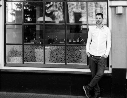 Restaurant van takis panagakis heeft nieuwe sommelier for Moderne kookstijl