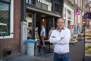 'Verhage is geen cafetaria, maar een merk op zich'