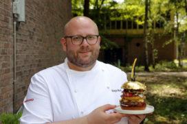Diego Buik opent pop-upburgerrestaurant: Burger Atelier