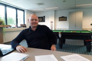 Blog Maikel Lindewegen: Een hele dure emmer verf