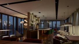 Vane Restaurant & Skybar Eindhoven opent met Casimir Evens en Tess Posthumus