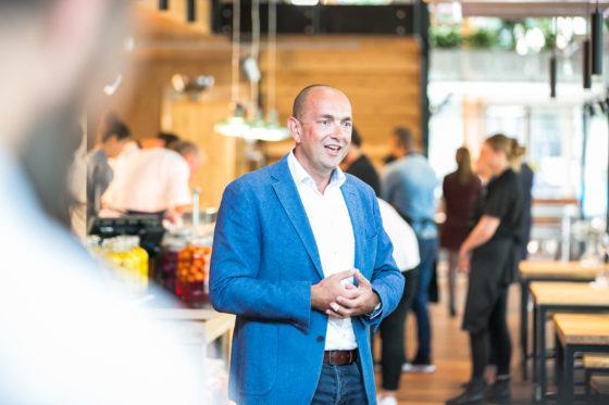 Merijn van den Bergh, directeur Circl. ©FlorisHeuer