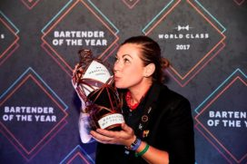 Canadese Kaitlyn Stewart Beste Bartender ter wereld