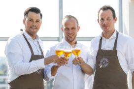 Alan Oostrom chef-kok en mede-eigenaar van Brasserie Mijn Streek Heerlen