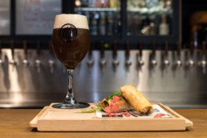 AMSTERDAM - Cause Beer Loves Food. FOTO: DIEDERIK VAN DER LAAN
