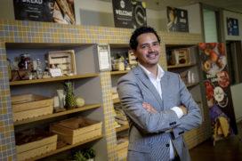 Locatiemanager Schenkhuizen: 'Front cooking biedt nieuwe dimensie'