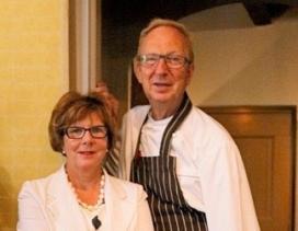 Voormalig chef Geerhard Slenema van Onder de Linden (*) kookt met De Loohoeve