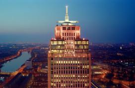 Rembrandt Tower Boardroom sluit als luxe vergaderlocatie