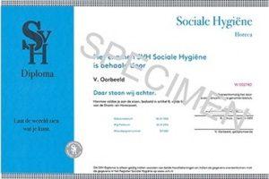 SVH: oplossing voor vervallen diploma Sociale Hygiëne