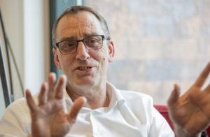 Paresta directeur Dirk Uittenbogaard