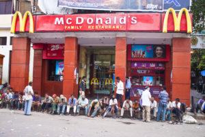 McDonald's sluit 169 restaurants in India