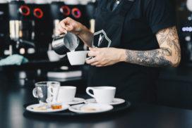 Koffie Top 100 2017 nr.24 : Capriole Café, Den Haag