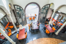 Koffie Top 100 2017 nr.6 : Coffee Central, Leeuwarden