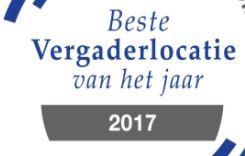 Finalisten de Beste Vergaderlocatie van het Jaar 2017