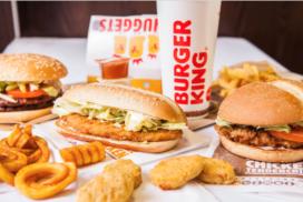 Deliveroo breidt Burger King bezorging uit