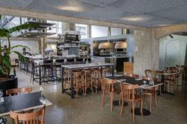 Horecainterieur: archeoloog en ingenieur starten pizzeria Old Scuola