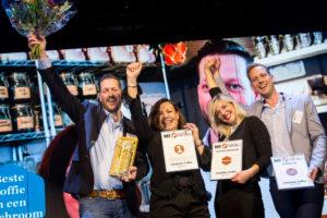 Winnaar Koffie Top 100 2017