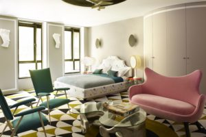 Salon Residence opent boutique hotel in museum Singer Laren