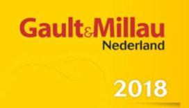 Gault&Millau maakt genomineerden 2018 bekend