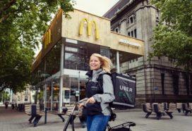 McDonald's is tevreden over bezorgpilot en breidt uit