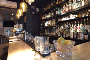 Rosalia's rariteiten cocktailbar met 'minimal waste'