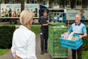 Bidfood en Albert Heijn gaan de zorg bedienen