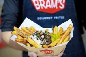 Bram's Gourmet winkel opent in Alphen aan den Rijn