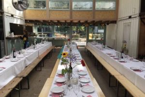 Buurtbewoners openen café-restaurant in Amsterdam