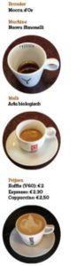 Koffie Top 100 2017 De Tippe