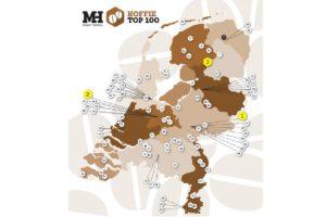 Koffie Top 100 2017: Provinciewinnaars en categoriewinnaars