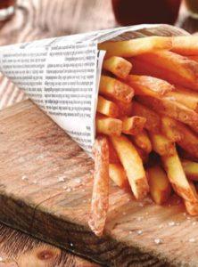 ambachtelijke friet