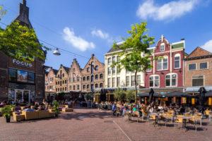 Vijf finalisten horecaplannen pand Korenbeurs Arnhem