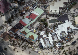 Horecaondernemers en -gasten helpen Sint Maarten