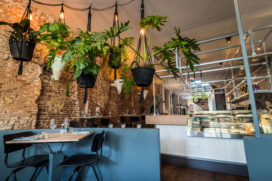 Charcuterie-concept Spingaren opent restaurant-proeflokaal in Amsterdam