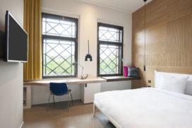 Conscious Hotel Westerpark eerste 100 % elektrische hotel