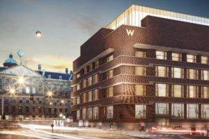 W hotel Amsterdam verkocht voor 260 miljoen