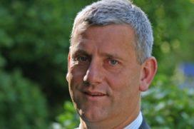 Operationeel directeur Hans Wibbens vertekt bij Hampshire Hospitality