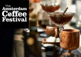 5e editie The Amsterdam Coffee Festival in maart 2018