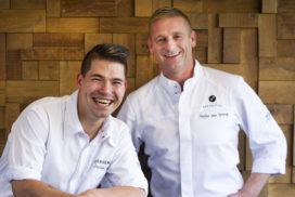 Patrick Kessler nieuwe chef De Kersentuin